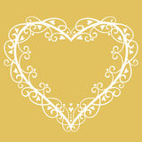 Vector wedding Background Stock Photography