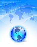 Vector wereld Stock Afbeeldingen