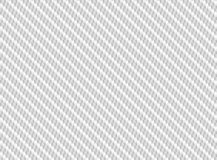 Vector white carbon fiber seamless background Stock Photo