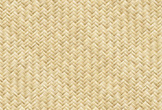 Vector Wicker Placemat Seamless Royalty Free Stock Image