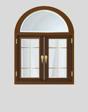 Vector Windows Royalty Free Stock Photo