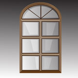 Vector Windows Royalty Free Stock Image