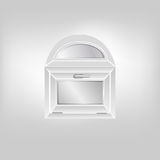 Vector windows plastic Royalty Free Stock Images