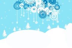 Vector Winter Stock Image