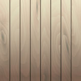 Vector wood grain texture planks. Wooden table. Vector light beech wood grain texture vertical planks. Wooden table surface Stock Image