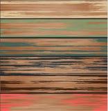 Vector wood plank background stock illustration