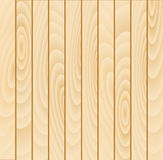 Vector wood plank background Stock Image