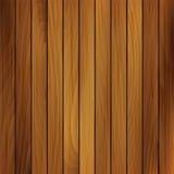 Vector wood plank Stock Image