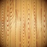 Vector wood planks background Royalty Free Stock Photo