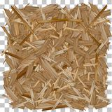 Vector wood. Pressed Wooden Panel. OSB board Stock Photos