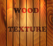 Vector Wood texture background Stock Images