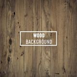 Vector wood texture background old panels. royalty free stock photo