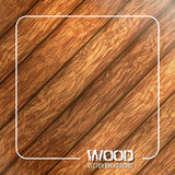 Vector wood texture Royalty Free Stock Photos