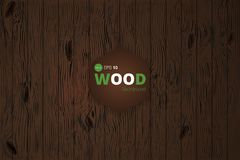 Vector wood texture. background old panels. Grunge retro vintage wooden texture,  background Royalty Free Stock Images