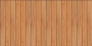 Vector Wooden Background, Wood Texture. vector illustration