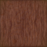 Vector wooden plate with brown fibers. Simple background of brown vector wooden plate Royalty Free Stock Photography