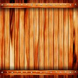 Vector Wooden texture background Royalty Free Stock Images