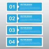 Vector Work, Abstract Banner for Design and Creative Work Royalty Free Stock Image