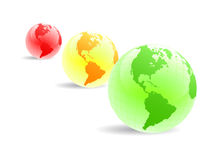 Vector world Stock Images