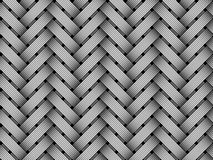 Vector woven fiber seamless pattern. Woven fiber seamless pattern. Vector Illustration Royalty Free Stock Images