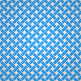 Vector woven pattern Stock Image