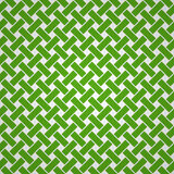 Vector woven pattern Stock Images