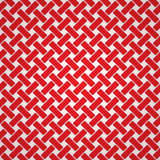 Vector woven pattern Royalty Free Stock Images