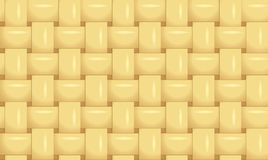Vector woven wicker background Royalty Free Stock Images