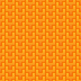 Vector Y-shapes seamless pattern Stock Photos
