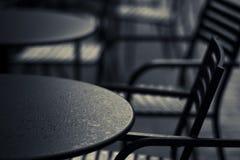Vector y silla Fotografía de archivo