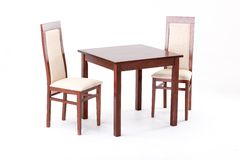Vector y sillas Fotos de archivo