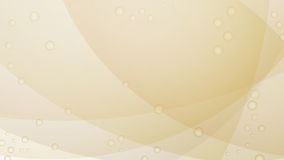 Vector Yellow Abstract Creative Horizontal Backgro Royalty Free Stock Photography