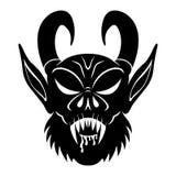 Vector Zeichen monster Lizenzfreie Stockfotografie