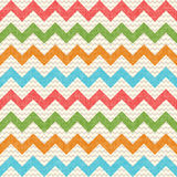 Vector zigzag chevron pattern Stock Photo