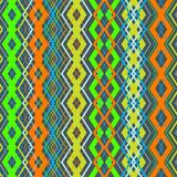 Vector zigzag seamless pattern Royalty Free Stock Image