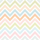 Vector zigzag seamless pattern Stock Photos