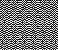 Black Geometric Seamless Zigzag pattern in white background. Vector Zigzag seamless pattern. Simple stylish abstract geometric background. Monochrome striped vector illustration