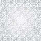 Vector zilveren achtergrond Royalty-vrije Stock Afbeelding