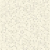 Vector zwart-wit textuur Abstract Chaotisch Dots Background Stock Illustratie