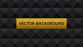 Vectorachtergrond met diamantpatroon Verbazende vectorillustratie Het zal voor brochure, vliegers, affiche, banner enz. worden ge royalty-vrije stock afbeeldingen