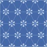 Vectorachtergrond van geometrische sameless Royalty-vrije Stock Foto's
