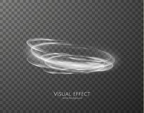 Vectoreffect achtergrond EPS10 royalty-vrije illustratie