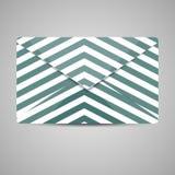 Vectorenvelop voor uw ontwerp Royalty-vrije Stock Afbeelding