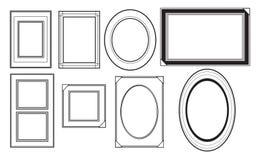 Vectores del marco Libre Illustration