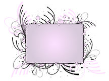 Vectorial background Royalty Free Stock Images
