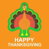 Vectorillustratie gewijd aan thanksgiving day vector illustratie