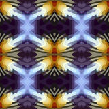 Vectorillustratie lilac patroon Royalty-vrije Stock Afbeelding