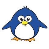 Vectorillustratie van een Pinguïn Royalty-vrije Stock Foto