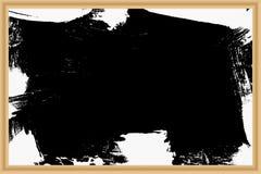 Vectorillustratie van een schoolbord Eps 10 royalty-vrije illustratie