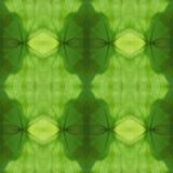 Vectorillustratie van groen glaspatroon Stock Afbeelding
